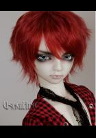 WIG D-7 Mix Gold Red